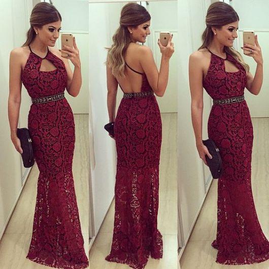 vestido-de-madrinha-vermelho-cor-bordo