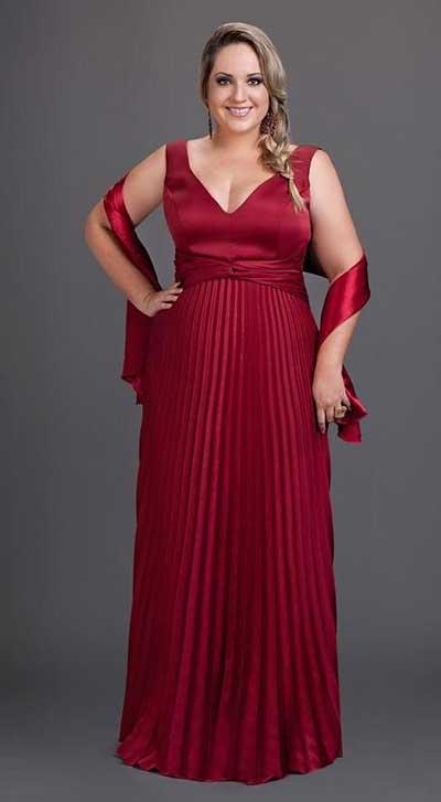 vestido-de-madrinha-vermelho-gordinhas