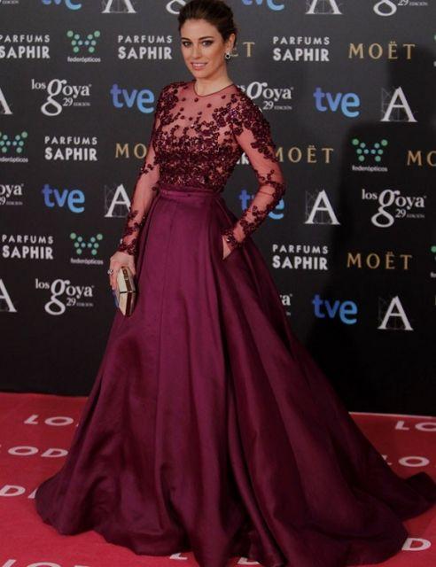 vestido-de-madrinha-vermelho-marsala