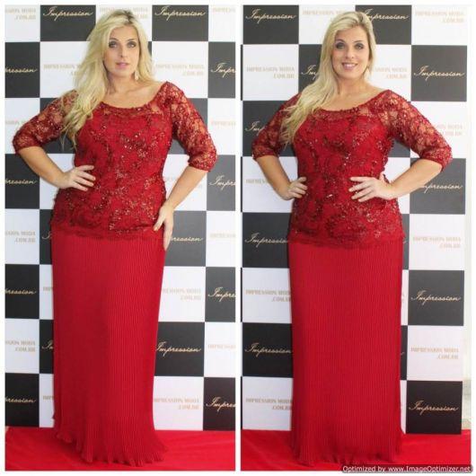 vestido-de-madrinha-vermelho-plus-size-longo