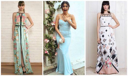 2b59c6106 Vestido de festa simples  dicas e modelos para acertar na escolha!