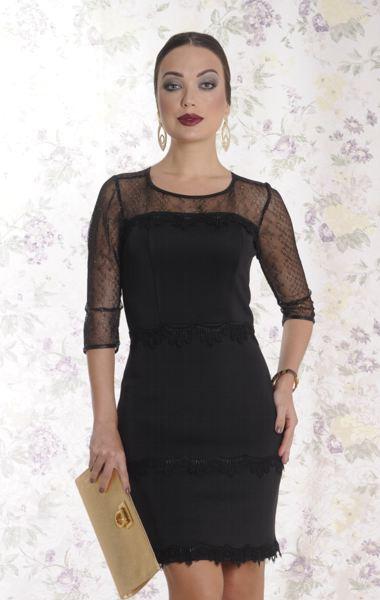 vestido-neoprene-com-tule-como-usar