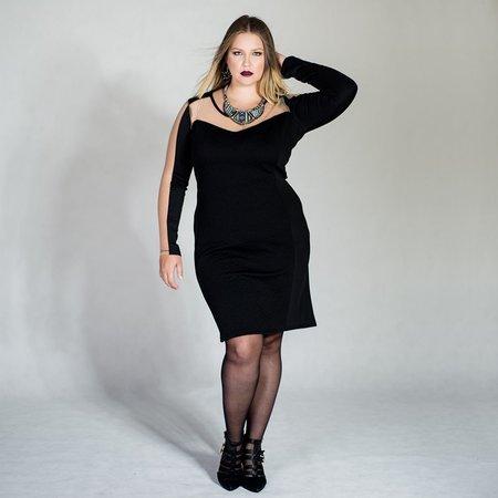 vestido-neoprene-com-tule-ideias-para-usar