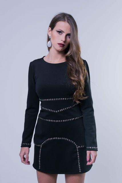 vestido-neoprene-manga-longa-como-usar
