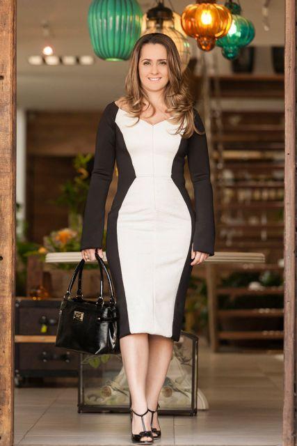 vestido-neoprene-midi-como-usar