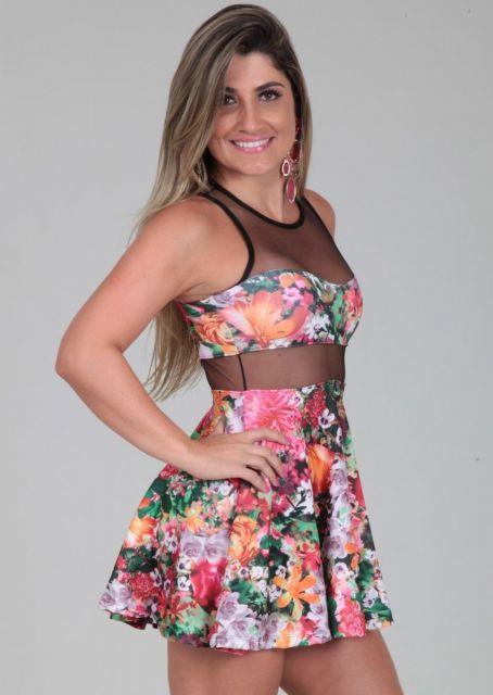 vestido-neoprene-rodado-colorido