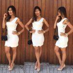 Vestido Nuvem: Tudo sobre essa moda e + de 50 modelos incríveis!