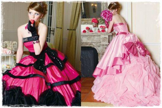 Vestido de 15 anos Rosa: Conheça 50 modelos para você ficar linda!