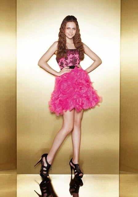 vestido-de-15-anos-rosa-renda-preta