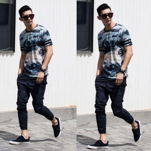 calca-jogger-masculina-no-estilo-casual