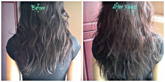 como fazer cabelo crescer rápido