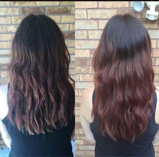 cabelo comprido