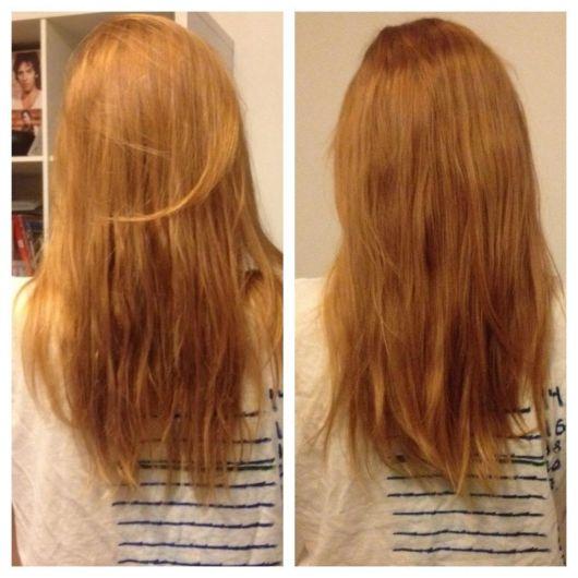 antes e depois do método