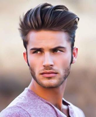 penteado homem