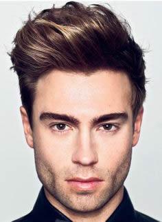 penteado cabelo masculino