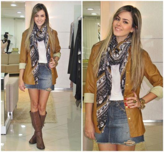 saia-jeans-curta-com-bota