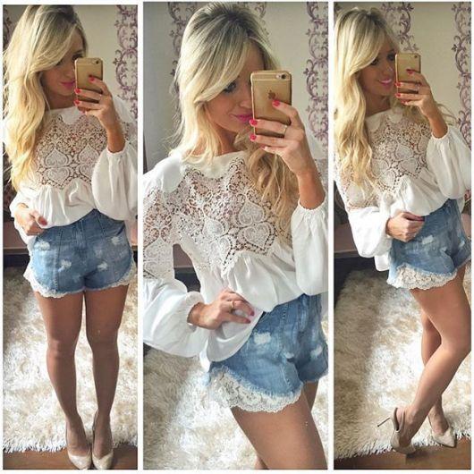 saia-jeans-curta-com-renda-2