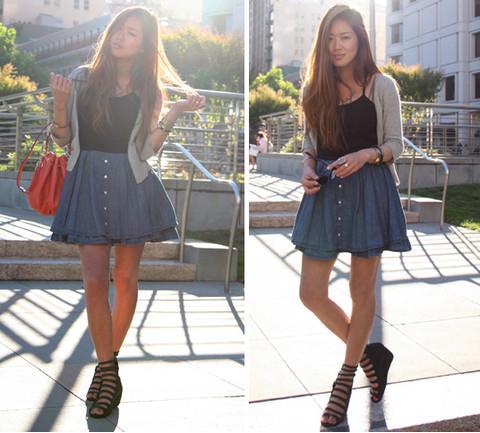 saia-jeans-curta-rodada-ideias-como-usar
