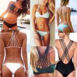 Biquíni de Tiras / Strappy: O que é? Dicas e mais de 50 modelos lindos!