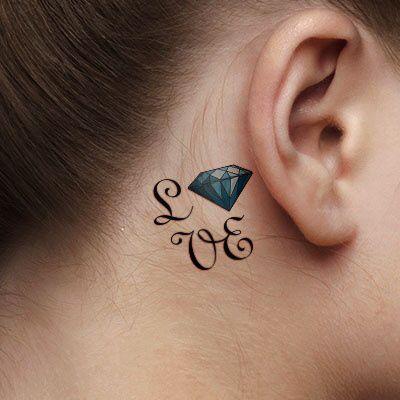 Diamante Cat Ears