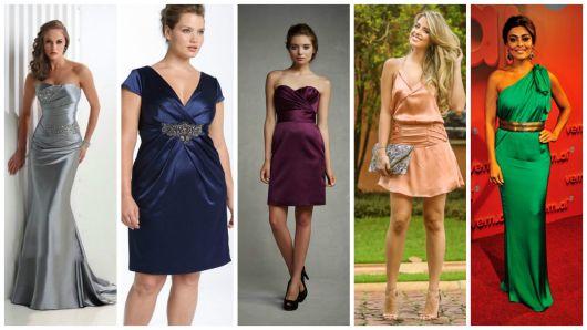 tecido de vestido de festa