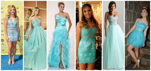 51b37da3c Vestido de 15 anos azul: 57 modelos incríveis para a festa de debutante!
