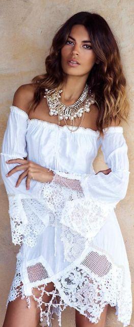 vestido ciganininha