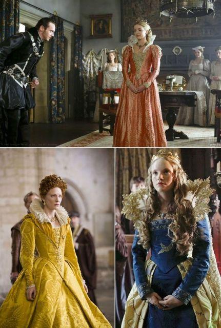 modelos de vestido de época renascentista