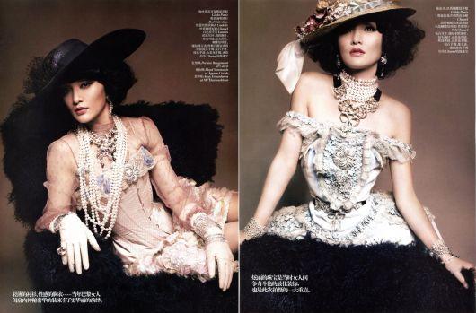 modelos de vestido de época belle époque