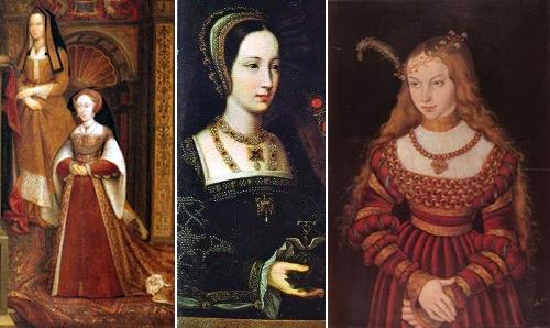 imagem da moda renascentista