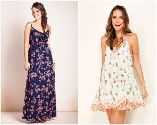 Vestidos de Alcinha: Modelos curtos e longos para arrasar sempre!