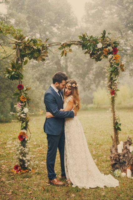 vestido casamento dia