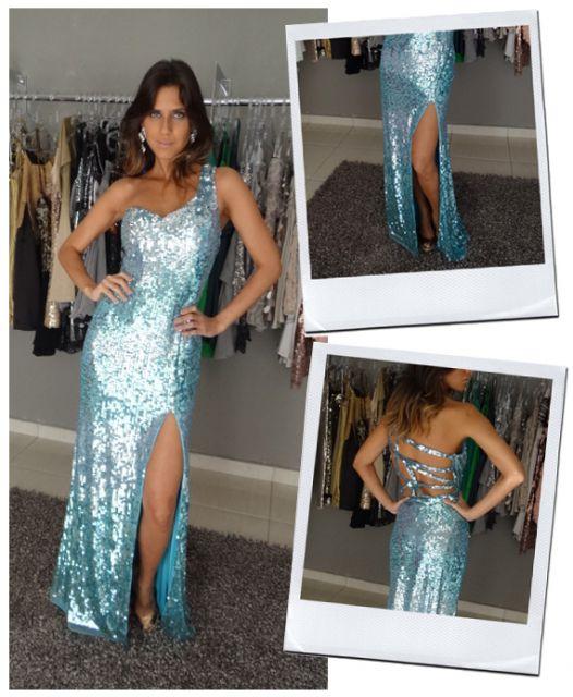 53845544d Vestido de Paetê: 80 looks perfeitos para arrasar em qualquer festa!