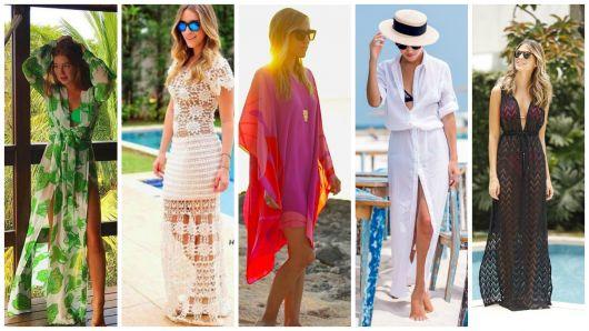 Vestido de praia: 63 looks e inspirações lindas para arrasar no verão!