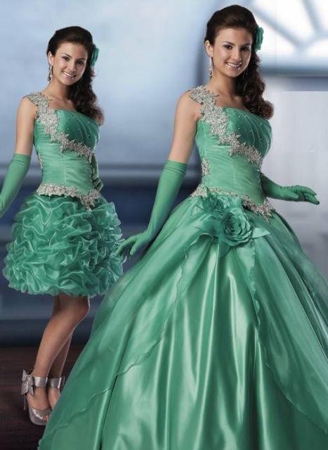 vestido-debutante-2-em-1-verde