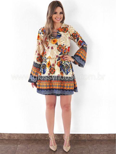 vestido-manga-flare-com-salto