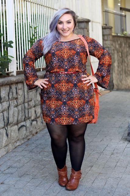 vestido-manga-flare-plus-size
