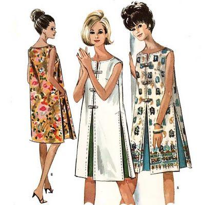 vestido-trapezio-anos-60