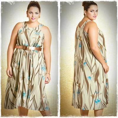 vestido-trapezio-para-plus-size