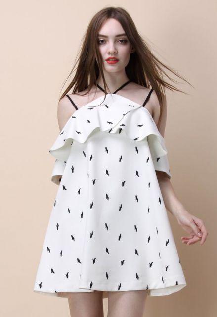 vestido-trapezio-vintage-branco