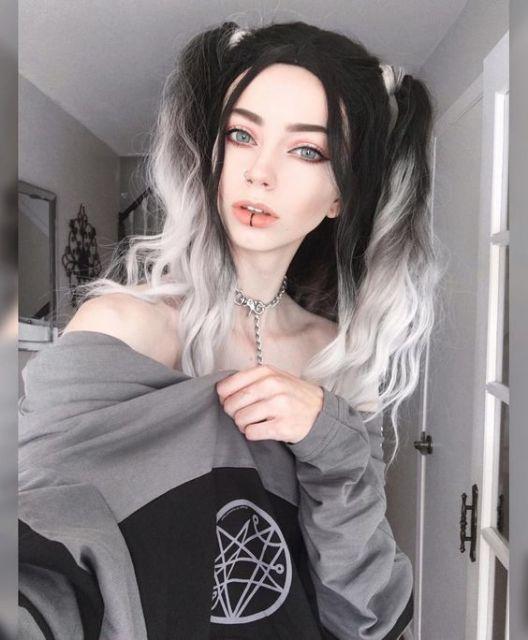 cabelo-com-mecha-branca-cabelo-preto