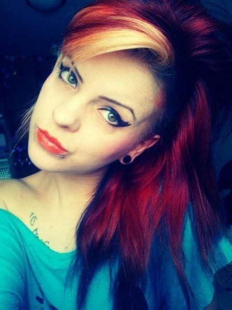 cabelo-com-mecha-branca-cabelo-ruivo