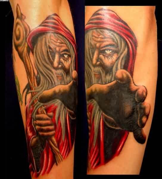mago-tatoo