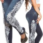 Calça Jeans com Renda: Modelos, Como Usar e Como Fazer!
