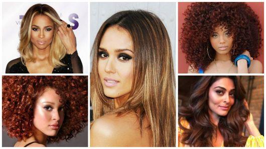Cores de cabelos para morenas: dicas de tons e nuances para arrasar!