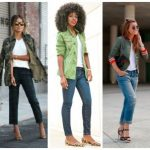 Jaqueta militar feminina: modelos e 53 looks para se inspirar!