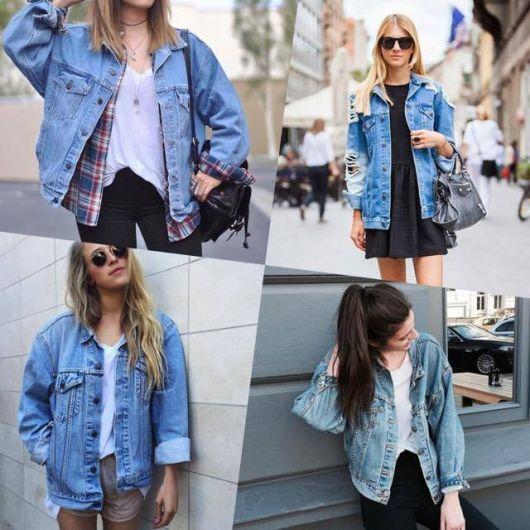 Jaqueta Oversized: Como usar? Muitas dicas e 60 looks estilosos