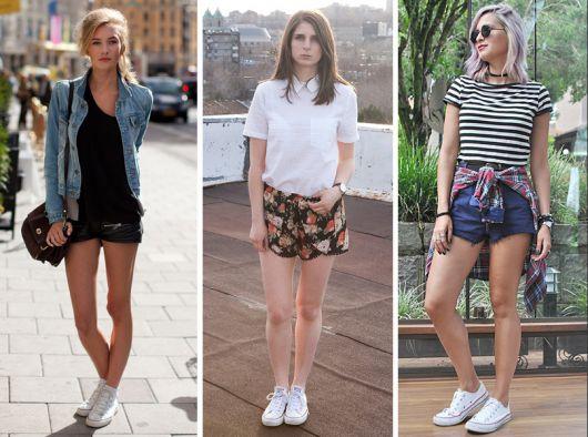 looks-com-tenis-branco-e-shorts