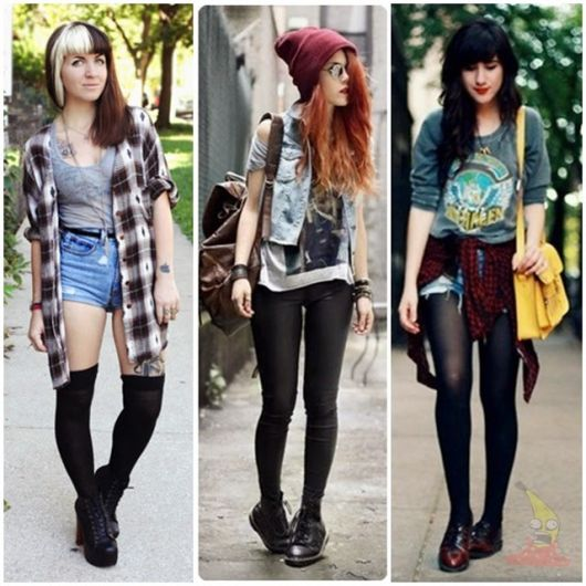 looks-para-shows-dica-grunge