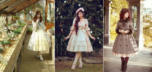 moda japonesa classic lolita
